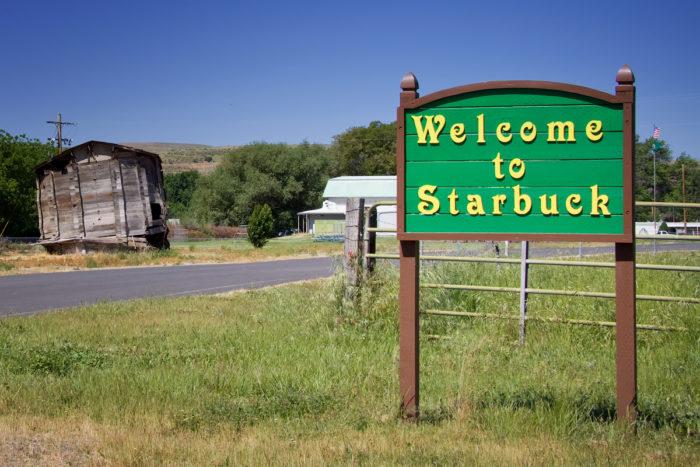 1. Starbuck