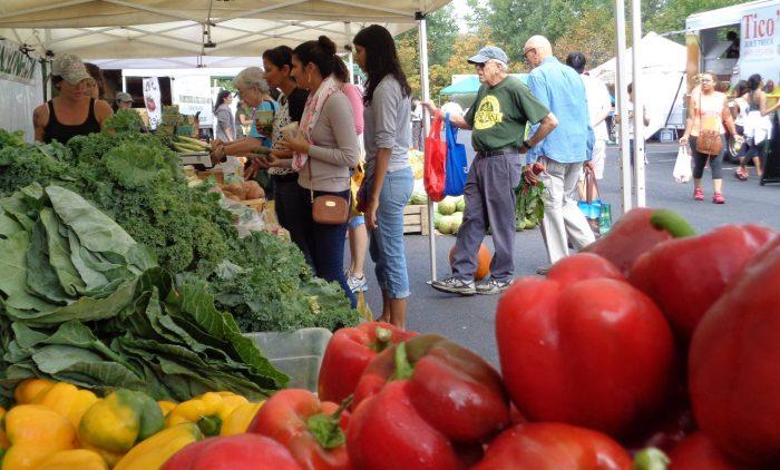 14. West Windsor Community Farmers Market