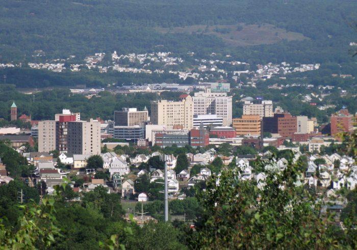 2. Wilkes-Barre