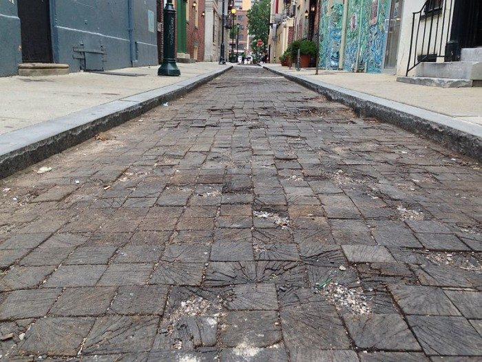 8. Philadelphia's Camac Street