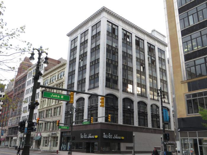 8. Woodward Avenue, Detroit