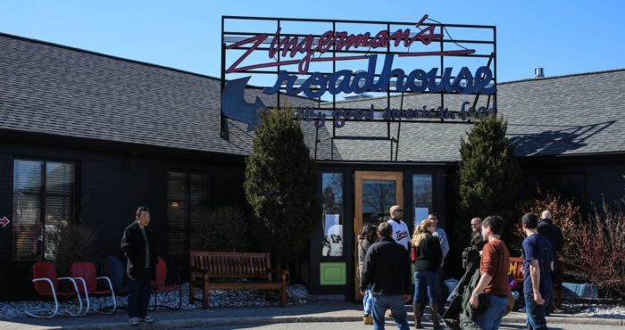 10. Zingerman's Roadhouse, Ann Arbor