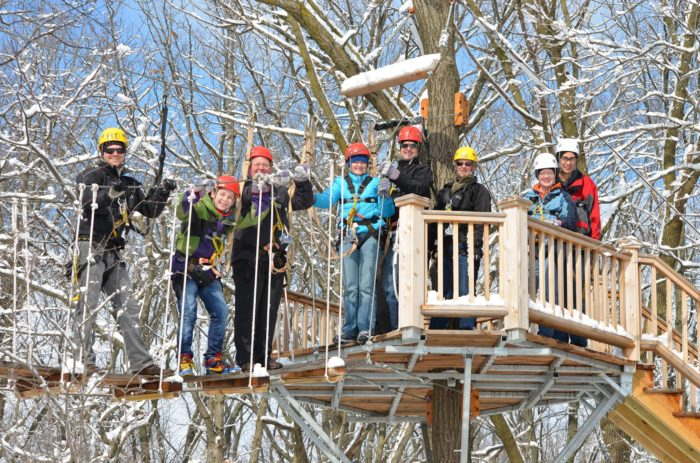 8. You can also come here for amazing team building activities.