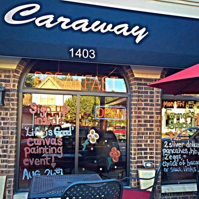 5. Caraway