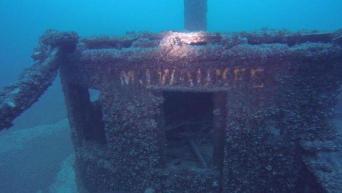 7. Shipwrecks