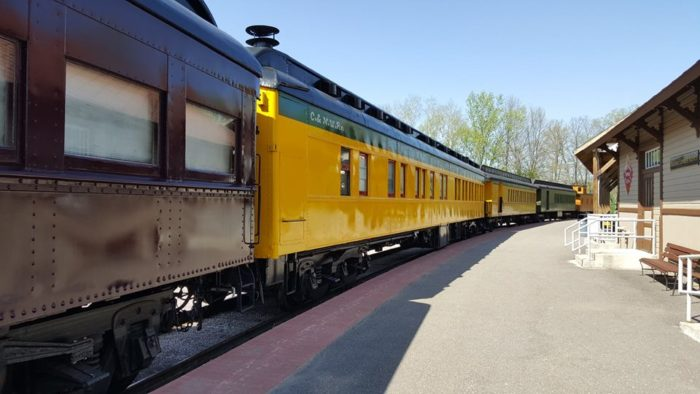 3. Mid-Continent Railway Museum