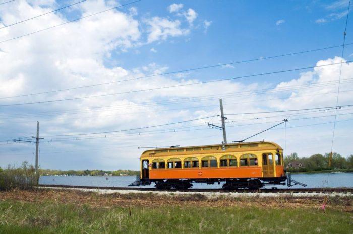 4. East Troy Railroad Museum