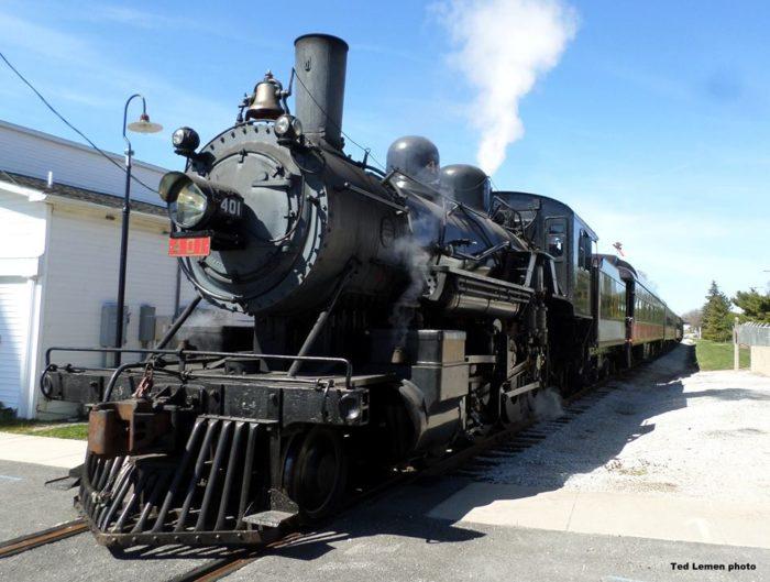 2. Monticello Railway Museum