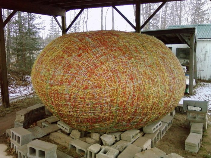 8. JFK Largest Ball of Twine