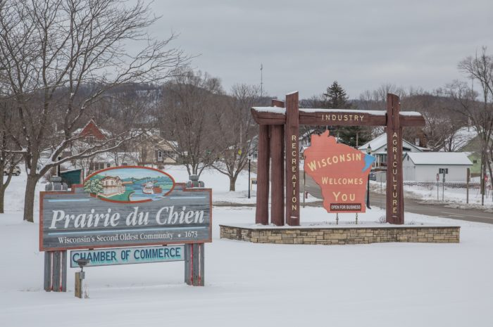 2. And Prairie du Chien, a town brimming with history you can discover at the Fort Crawford Museum.