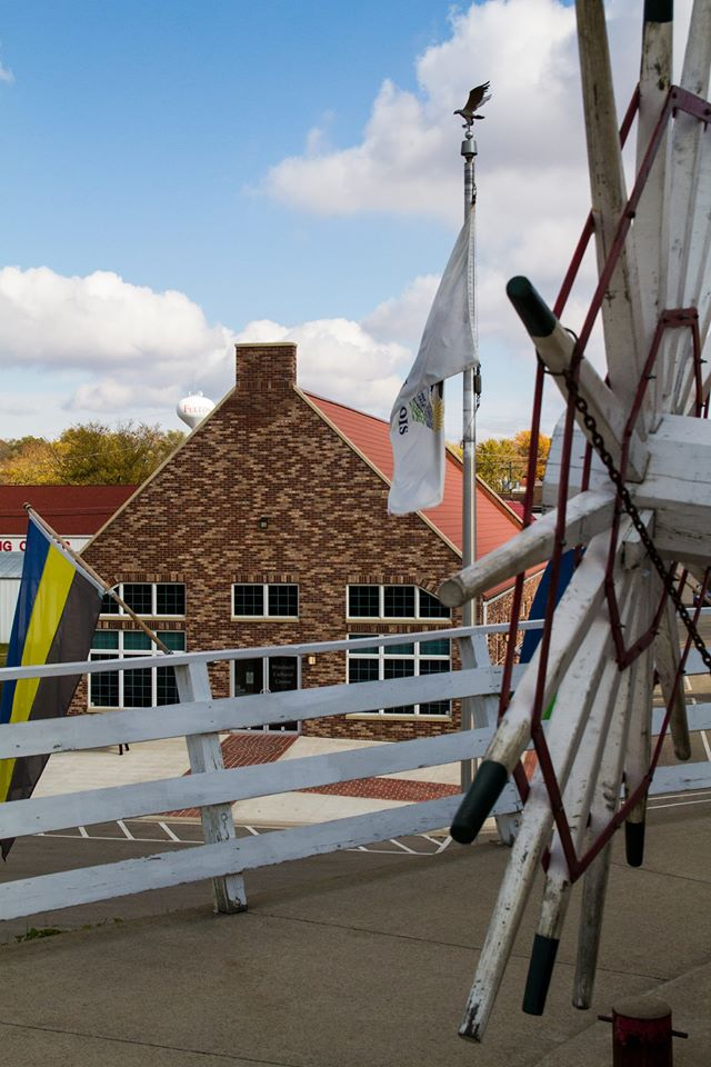 3. The Windmill Cultural Center has even more windmills for you to see and learn about.