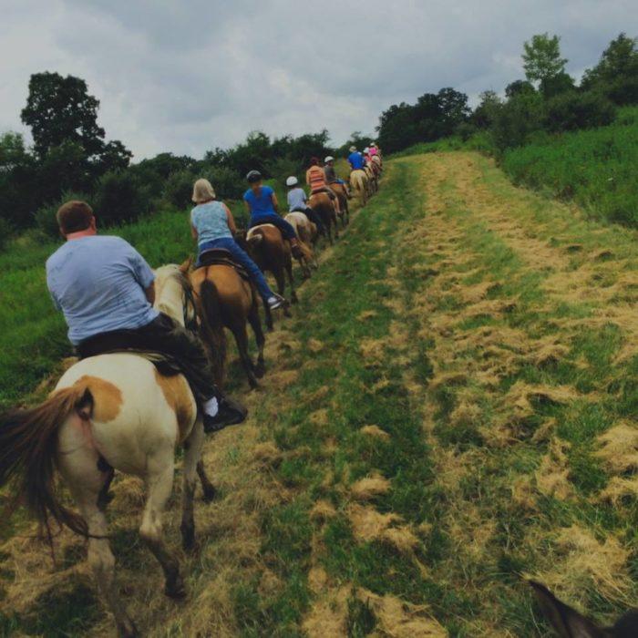 9. Horseback Riding