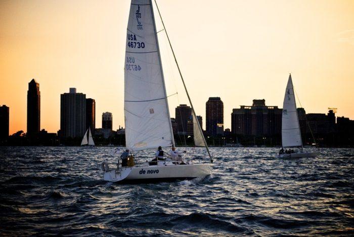 14. Sailing