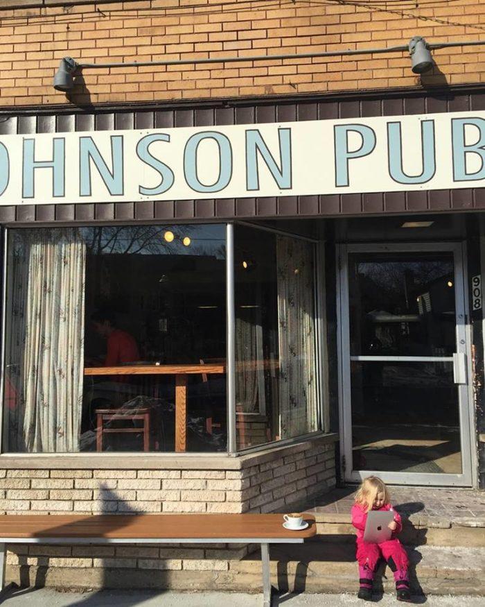 1. Johnson Public House