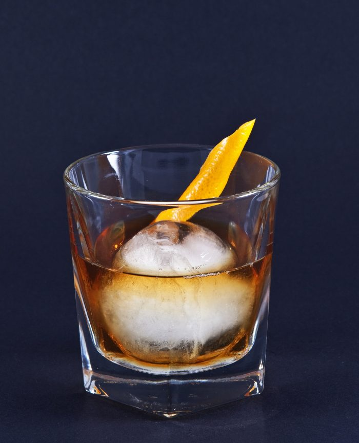 4. Make sure you drink an Old Fashioned with your supper.