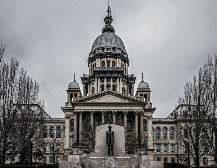 9. Visit Springfield and tour the state capitol.