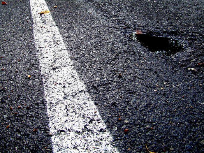 6. Potholes