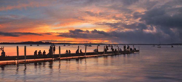 1. Lake Mendota (Dane County)