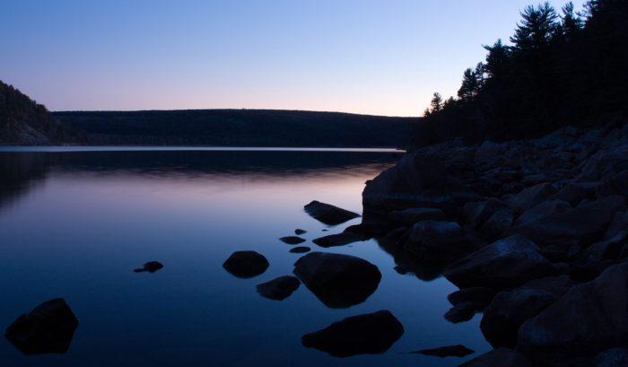 3. Devil's Lake (Sauk County)