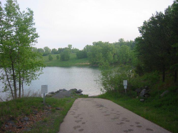 6. Wazee Lake (Jackson County)