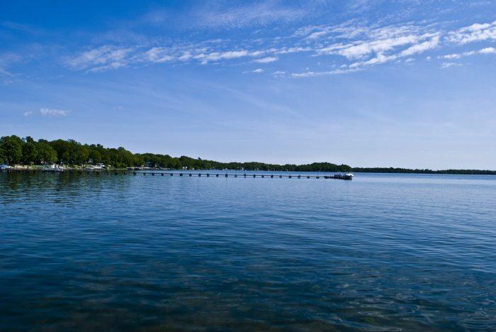 9. Lake Waubesa (Dane County)