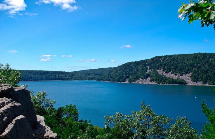 4. Devil's Lake State Park (Baraboo)