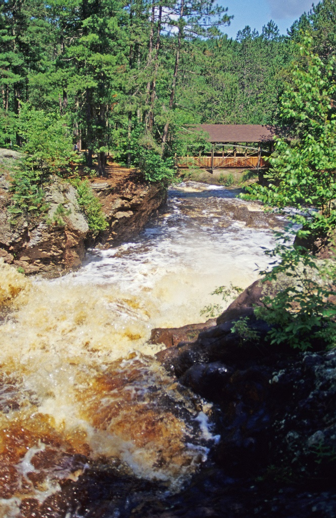 8. Amnicon Falls State Park (South Range)