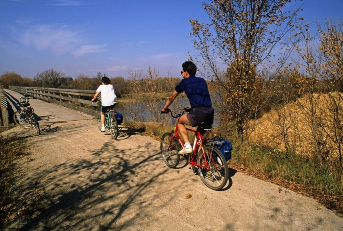 10. Glacial Drumlin River Trail (from Madison to Waukesha)