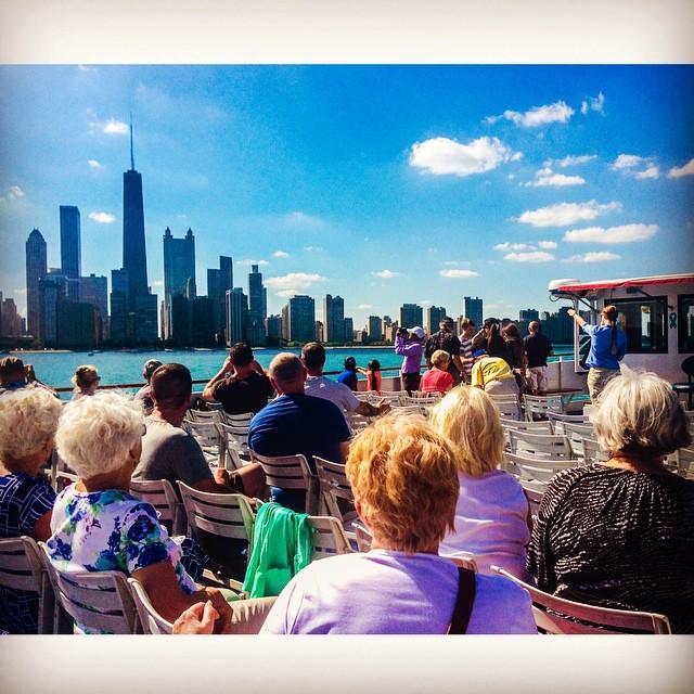 2. Architecture Boat Tour