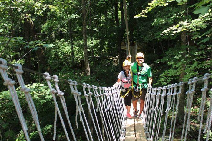3. Canopy Tour