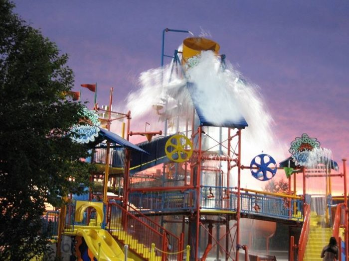 4. Splash City Waterpark