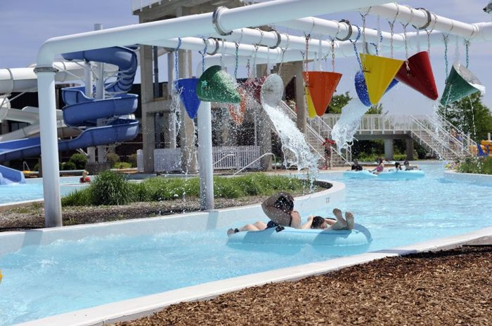 6. White Water Canyon Water Park