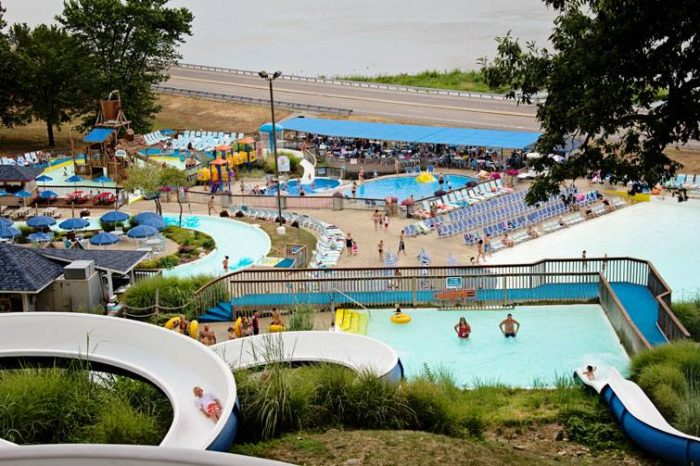 9. Raging Rivers WaterPark