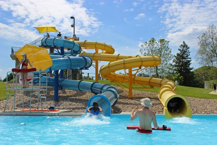 10. Sholem Aquatic Center
