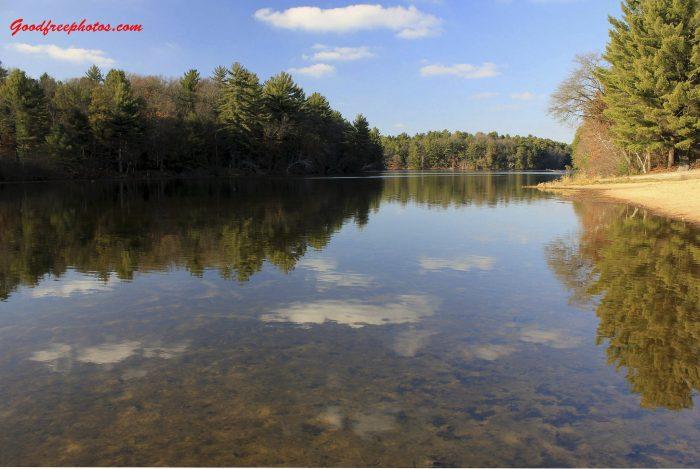 1. Mirror Lake State Park (Baraboo)