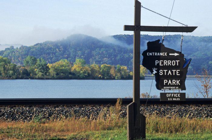 4. Perrot State Park (Trempealeau)