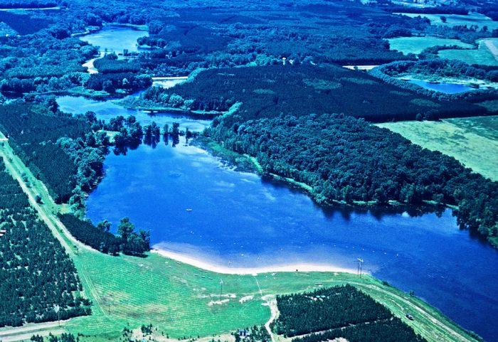 7. Hartman Creek (Waupaca)