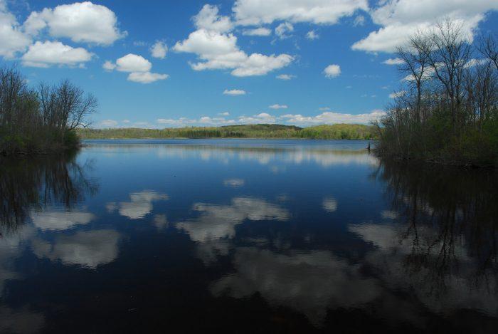 10. Mauthe Lake (Campbellsport)
