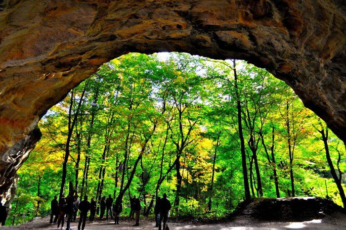 5. Starved Rock State Park (Utica)