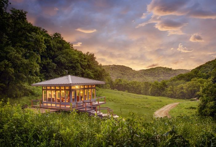1. Candlewood Cabins