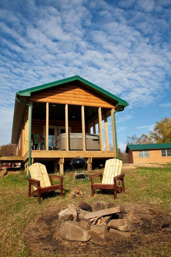 2. Shawnee Forest Cabins