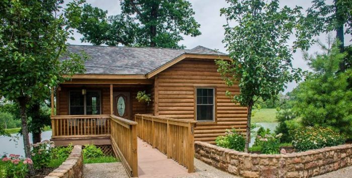3. Cabins on Indian Creek
