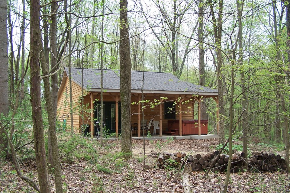 These are the 10 best rental cabins in illinois for Lake cabins for rent in massachusetts