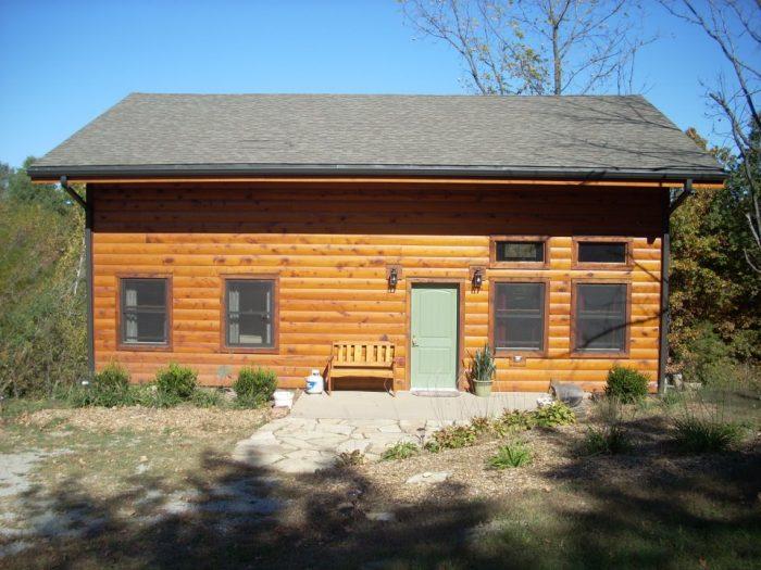 7. Tomcat Hill Cabins