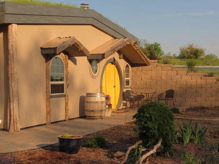 8. Rocky Comfort Cabins