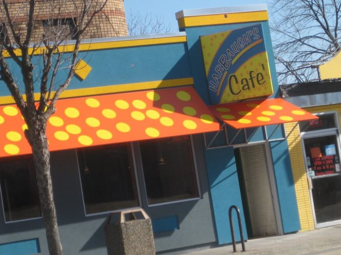 1. Harbaugh's Cafe