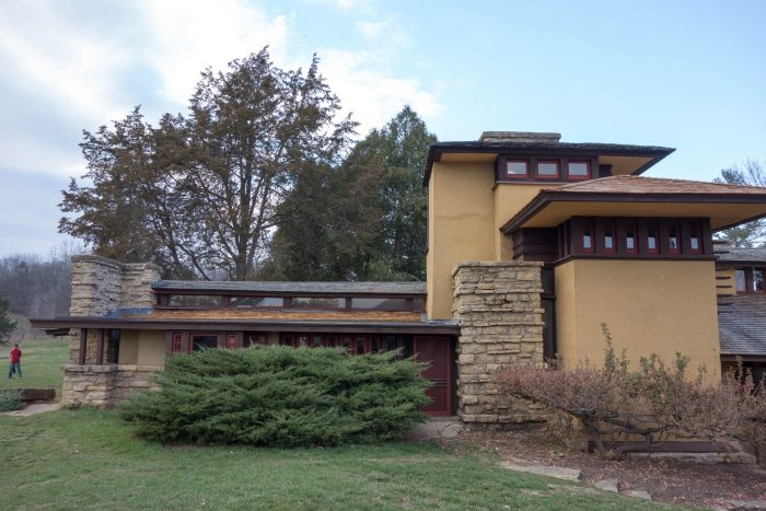 9. Check out Taliesin.