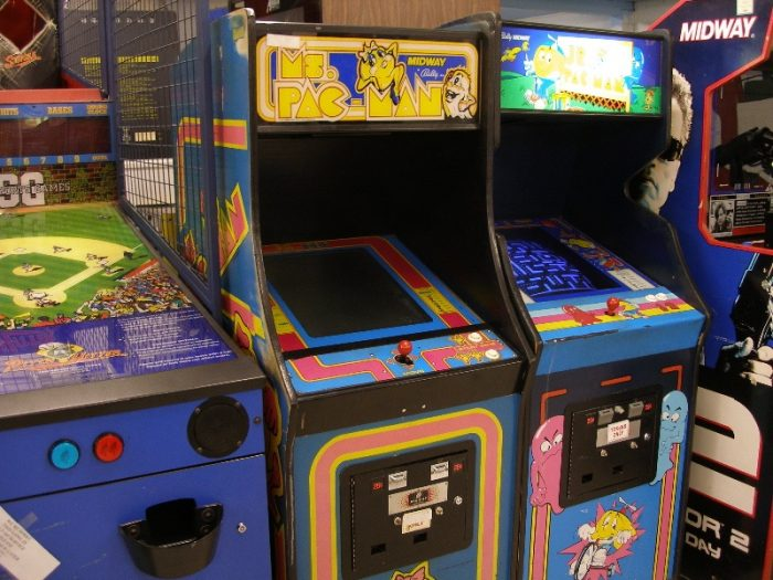 1. Arcade Games