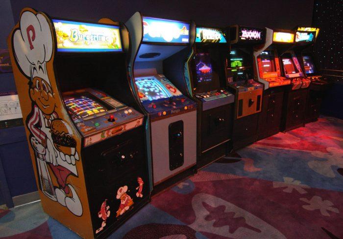 2. Arcade Games