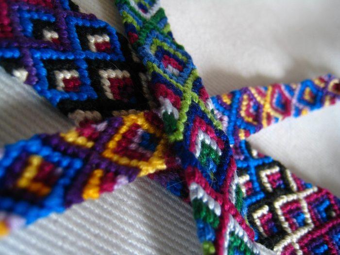 8. Friendship Bracelets